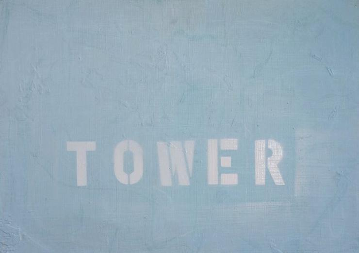 """TOWER"" at BRUNDYN, Cape Town, 6 Nov - 3 Dec 2014"