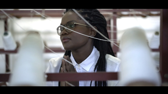 Nkuli Mlangeni for Trenery