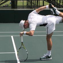 Thumbnail for South African Davis Cup team practice at the Irene Country Club in Centurion