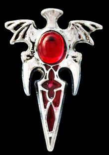 CN14 Vampire Blood Amulet