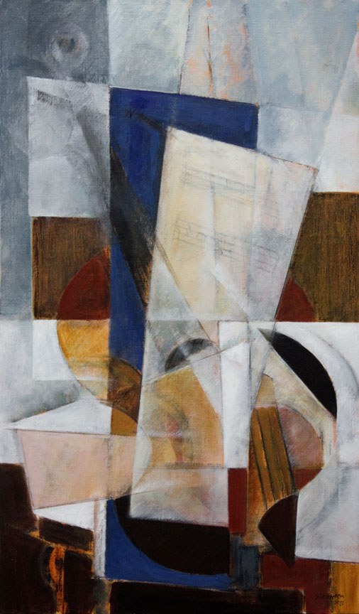 The musician's table - SOLD