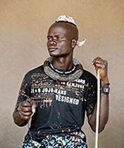 Kyle Weeks: Kazeru Muundjwa, 22