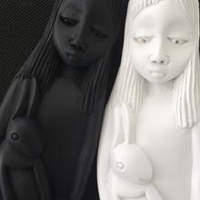 Thumbnail for Maria in Black & White