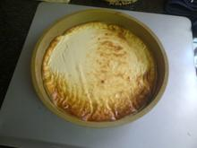 Hussein's famous cheesecake