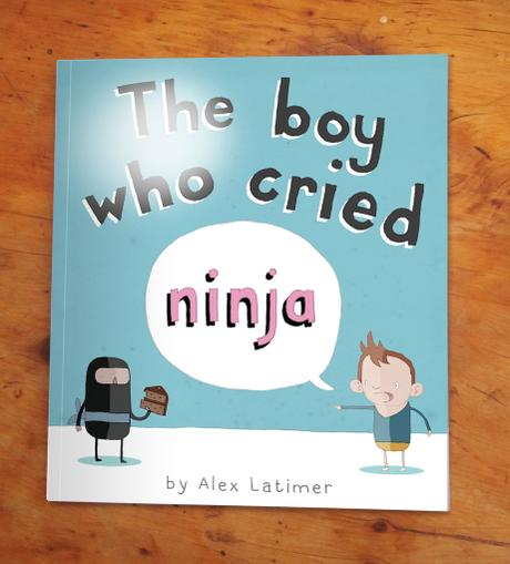 thumbnail for THE BOY WHO CRIED NINJA