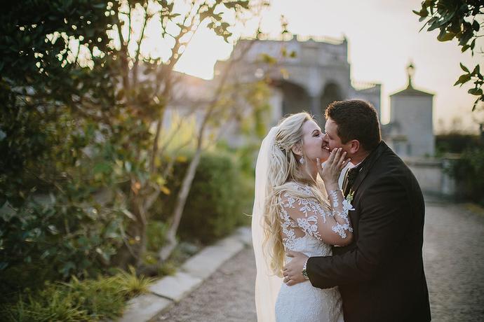 Winter Garden Route Wedding - Willie & Rozahn