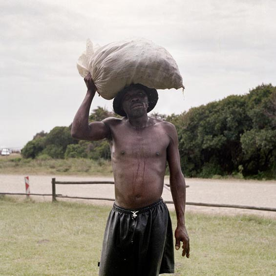 Oyster Merchant   Qolora Mouth   Transkei   South Africa