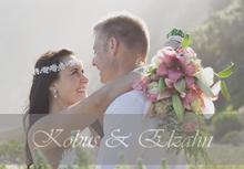 Thumbnail for Kobus & Elzahn's Wedding