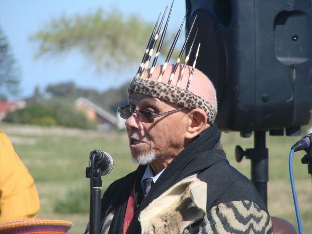 Chief Hennie van Wyk, House of Xoraxouhoe