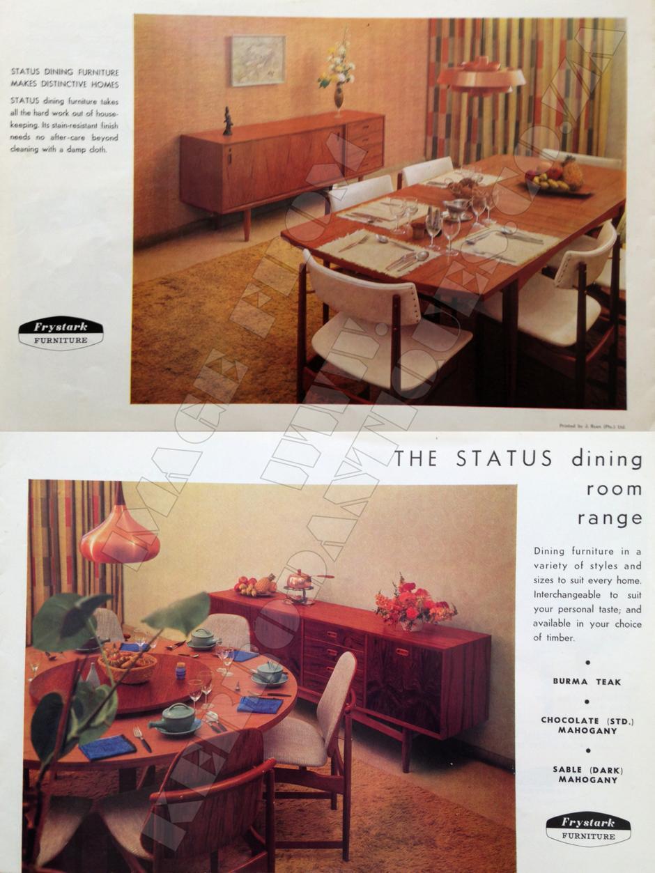 frystark Furniture 'Status' Range