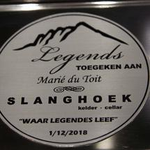Thumbnail for Slanghoek Legends Evening