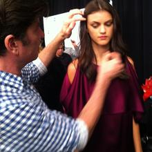 Thumbnail for Vogue Nationale assisting at New York Fashion Week 11/12