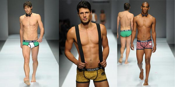 Undacova Underwear menswear at Woolworths gallery