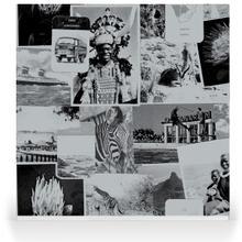 Old Postcards Black
