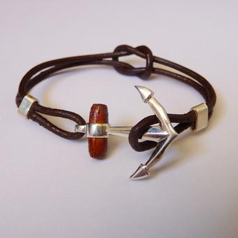 thumbnail for Anchor Bracelet