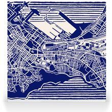 Cape Town Delft Blue