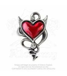 ULFR6 Devil's Heart ring