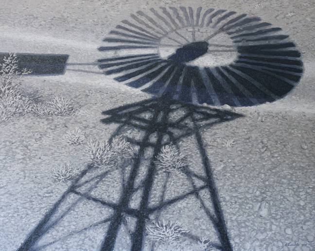 The windmill - SOLD