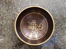 Etching inside the bowl