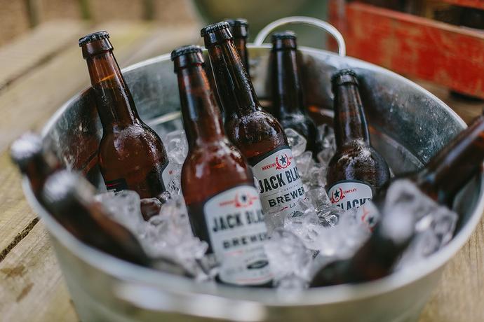 Tramonto Venue Craft Beer tasting.