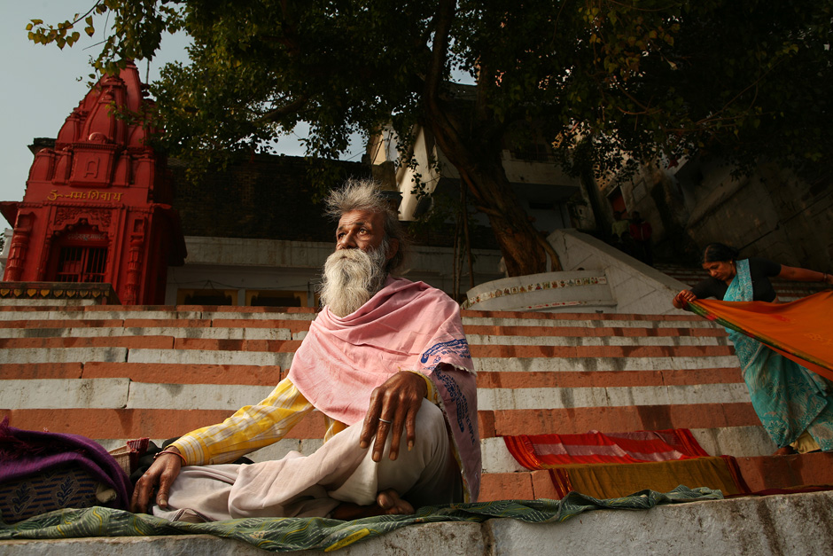 Varanasi Baba 1/5