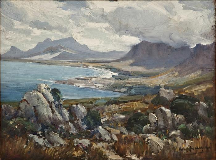 Betty's Bay from Klipkoppies - SOLD
