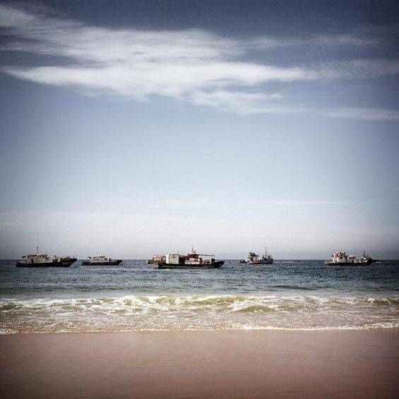 Gordons Beach   Plettenberg Bay   Garden Route   South Africa