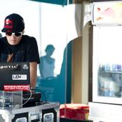 DJ ruben in the house