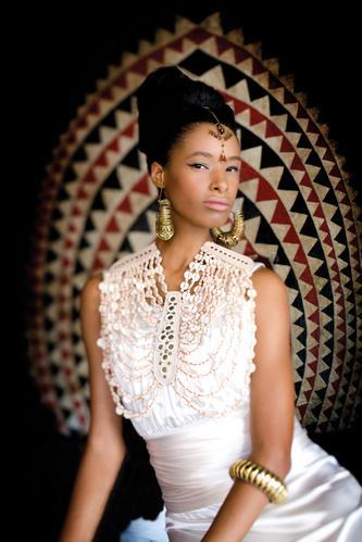 Thumbnail for Wedding Album | Tribal Goddess