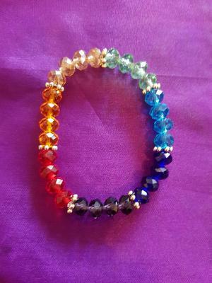 EL01 Chakra bracelet