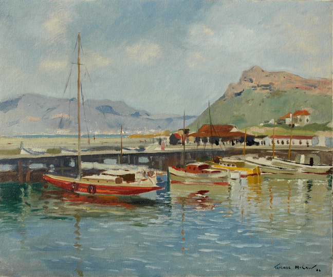 Kalk Bay Harbour - SOLD