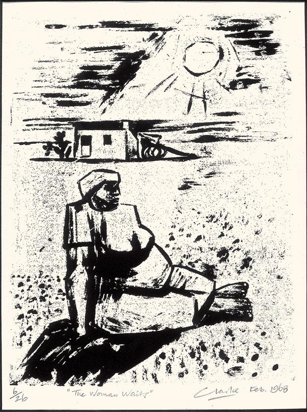 The woman waits (1968)