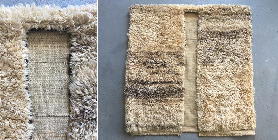 Anatolian shepherd's coat
