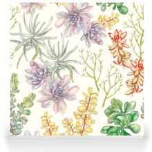Succulent Garden - Parchment