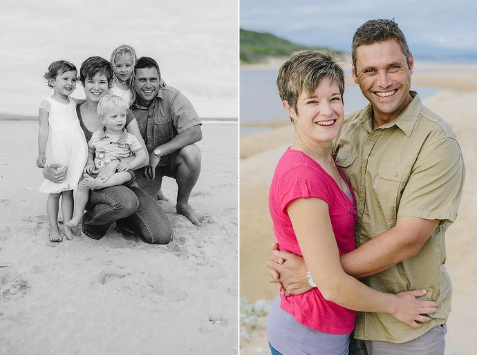 Hartenbos Family Beach Portraits
