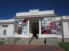 The Iziko South African National Gallery in Cape Town
