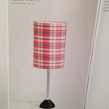 Thumbnail for Tartan Lampshade Frankie issue 58 / 2014