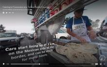 Thumbnail for New York Times 360 Video- San Ysidro Border Crossing
