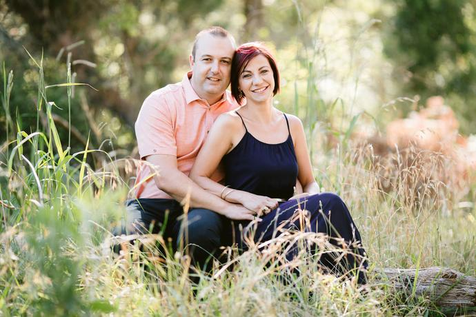 Forest Family Photo shoot in the Garden Rote of South Africa