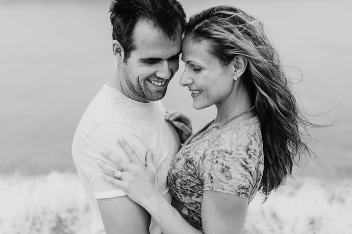 Mossel Bay Beach Shoot - Christiaan & Izelle