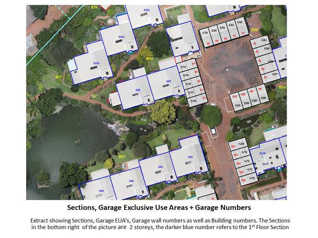 Darrenwood village sectional title aerial survey