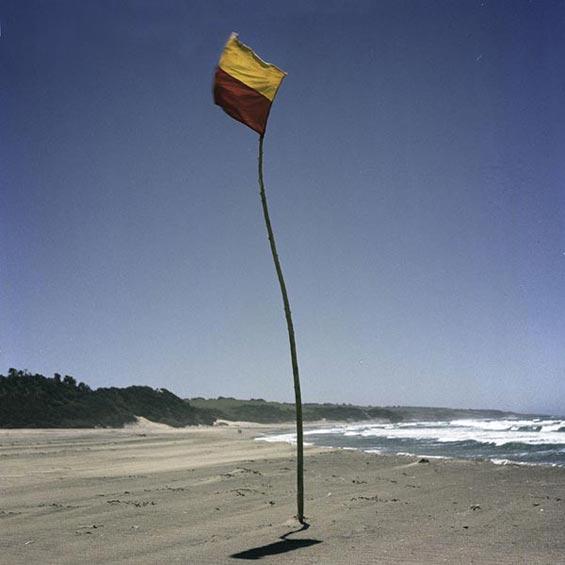 Sea Rescue Flag   Qolora Mouth   Transkei   South Africa