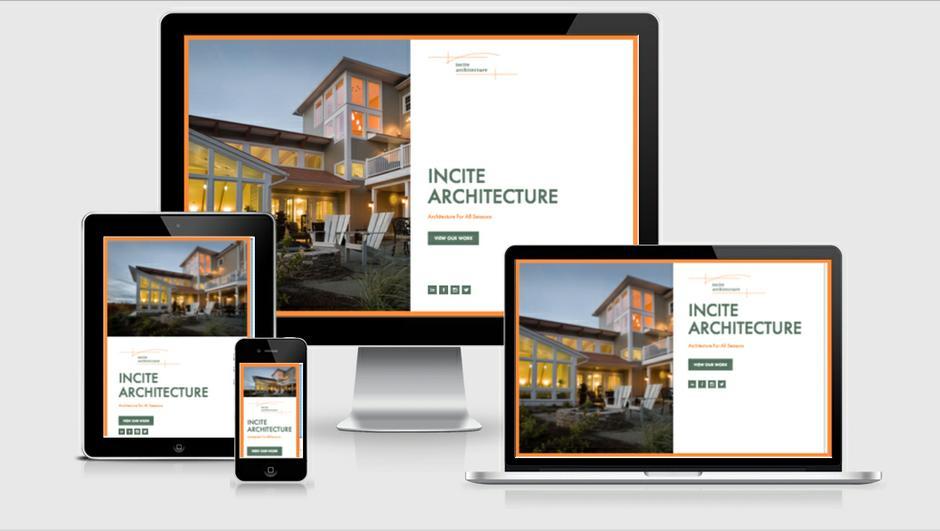 Incite's redesigned website