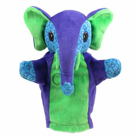 My Second Puppet Elephant PC 9607