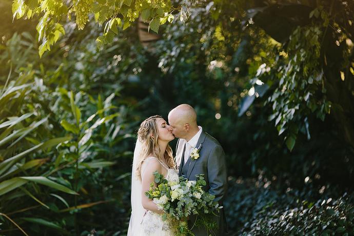 Fancourt Garden Wedding - Sean & Claire