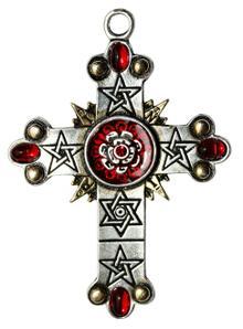 <b>FB8 The Rose Cross</b> - High Magick  <br><b>Price:R620</b>