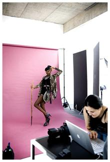 Thumbnail for Magazine Fashion Shoots