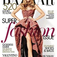 Thumbnail for Harper's Bazaar September 2010