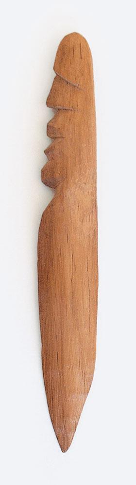 Wooden paper knife (1950)