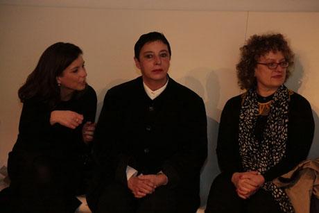 Margriet Schavemaker, Beatrix Ruf, Carolyn Christov-Bakargiev